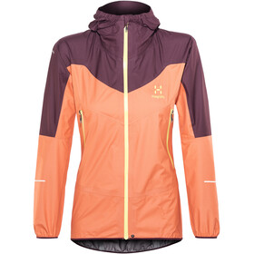 Haglöfs L.I.M Comp - Veste Femme - orange/rouge